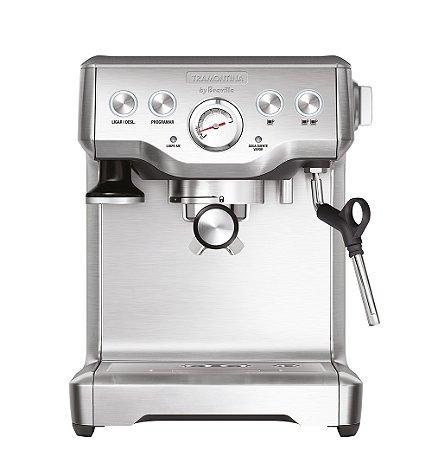 Cafeteira Eletrica com Aquecedor de Xicaras Express Tramontina 110 V