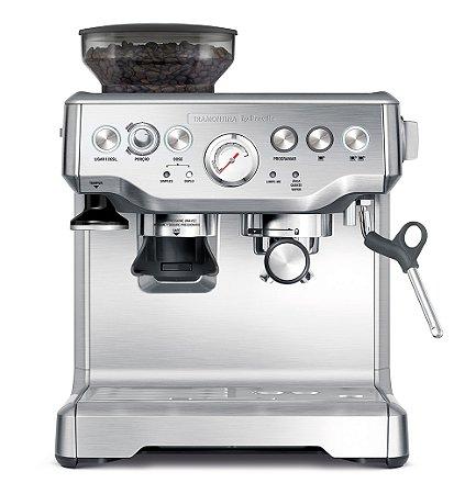 Cafeteira Eletrica com Moedor Express Pro Tramontina 220 V
