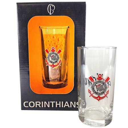 Copo Long Drink Corinthians Allmix 300 Ml