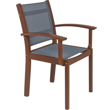 Cadeira de Madeira em Jatoba com Acabamento Eco Blindage Tramontina 90 Cm