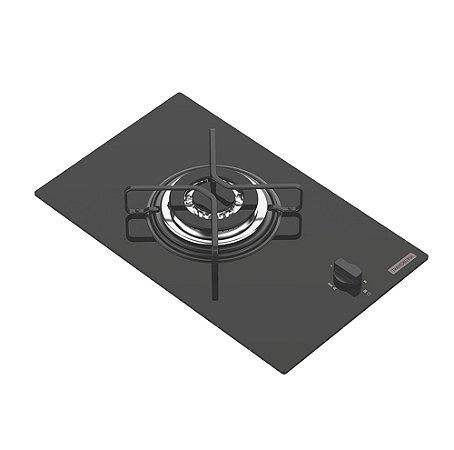 Focao Cooktop 1 Queimador A Gas Domino 1gg Tri 30 Tramontina Bivolt V