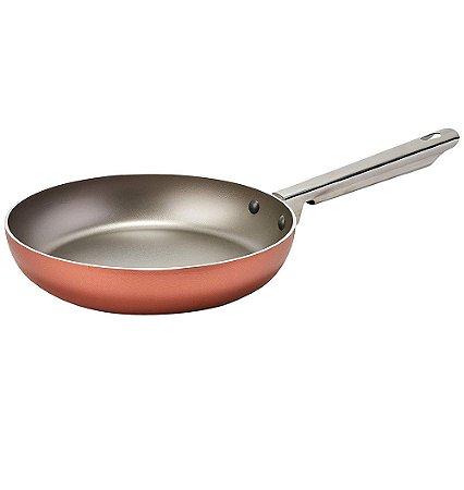 Frigideira Antiaderente Curry Brinox Vermelho 28 Cm