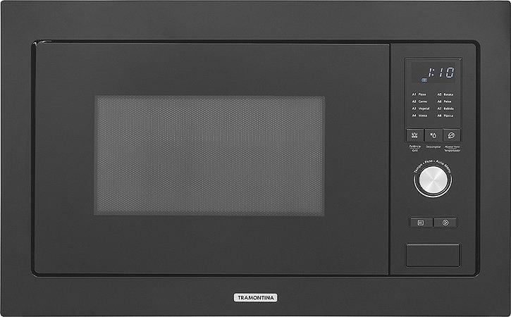 Micro-ondas de Embutir Glass 60 Tramontina 25 Lt 220 V