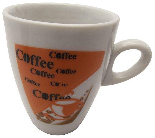 Caneca em Ceramica para Cafe cappuccino  coffe  Koisas de Kozinha 150 Ml