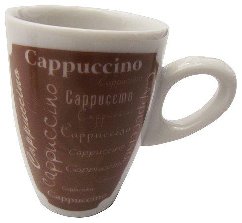 Mini Caneca em Ceramica para Cafe cappuccino  cappuccino  Koisas de Kozinha 80 Ml