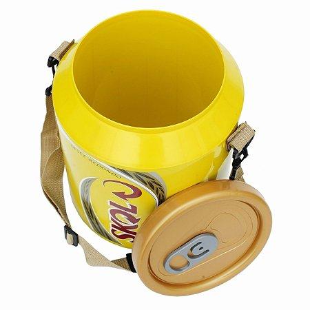 Cooler 24 Latas Skol Doctor Cooler
