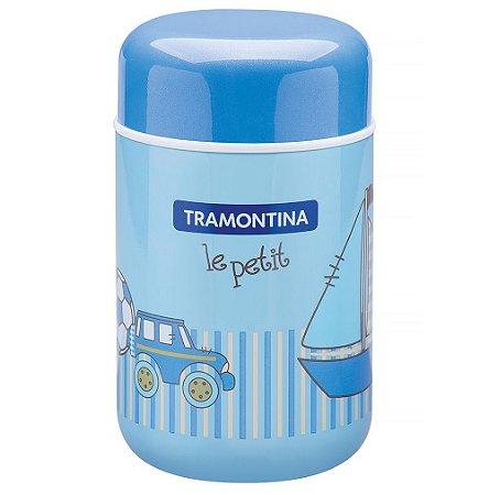 Pote Termico Azul Le Petit Tramontina 8 Cm 400 Ml