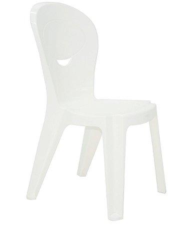 Cadeira Infantil Vice Tramontina Branco 41 Cm