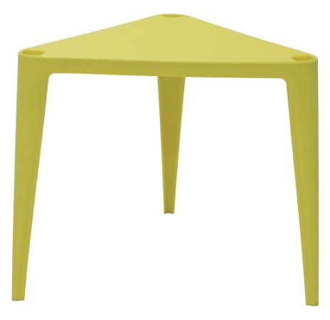 Mesa Infantil Sofia Tramontina Amarelo 64 Cm