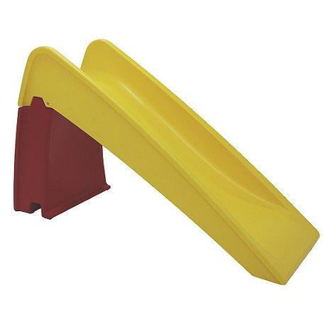 Escorregador em Polietileno Zip Tramontina Amarelo 91 Cm