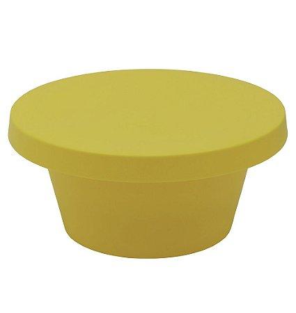 Mesa de Centro Infantil Cona Tramontina Amarelo 30 Cm