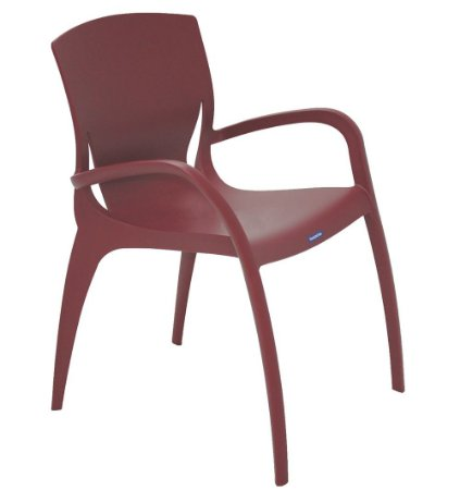 Cadeira em Polipropileno Summa Tramontina Marsalla 79 Cm
