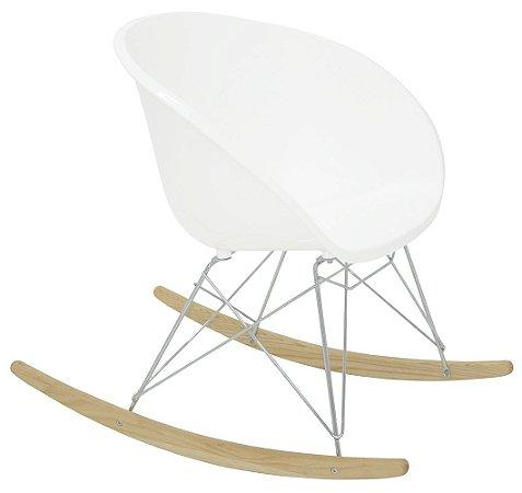 Cadeira com Base Balanco Summa Tramontina Branco 73 Cm