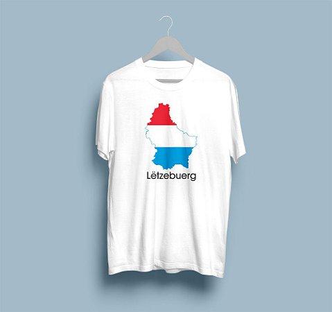 Camisa Básica Lëtzebuerg