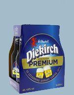 Diekirch Premium 4.8% 6x33cl
