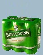 Cerveja Bofferding Pils 4.8% 6x33cl
