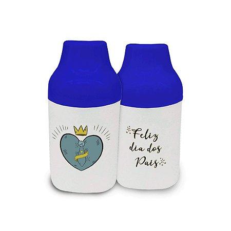 Porta Latas/Litrinho Personalizado - Dia dos Pais Mod. 07