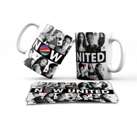 Caneca Now United Mod. 02
