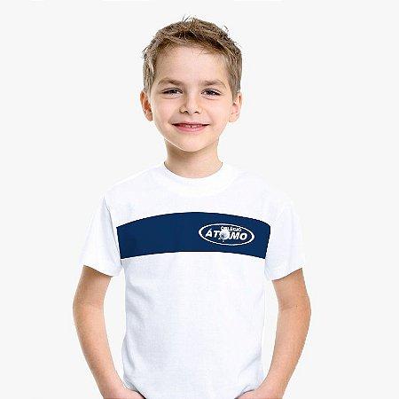 Camiseta Colégio Átomo