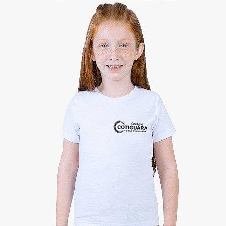 Camiseta Colégio Cotiguara