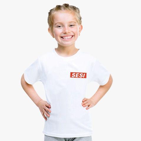 Camiseta Escola SESI