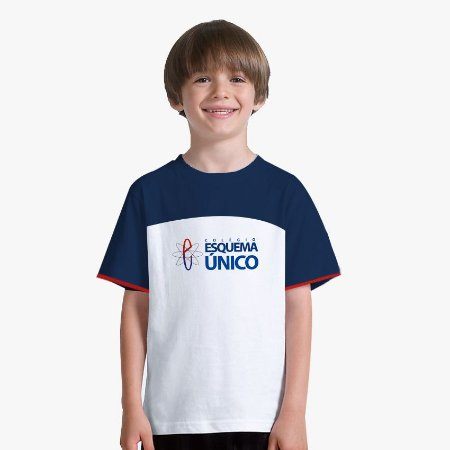 Camiseta Colégio Esquema Único
