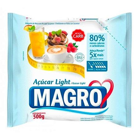 AÇÚCAR MAGRO 500GR LIGHT