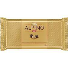 CHOCOLATE EM BARRA NESTLÉ 100GR ALPINO TRADICIONAL
