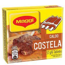 CALDO MAGGI 57GR COSTELA