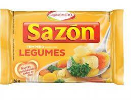 TEMPERO SAZON 60GR LEGUMES