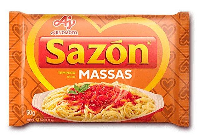 TEMPERO SAZON 60GR MASSAS