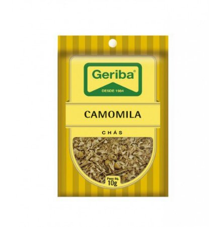 CAMOMILA GERIBA 10GR