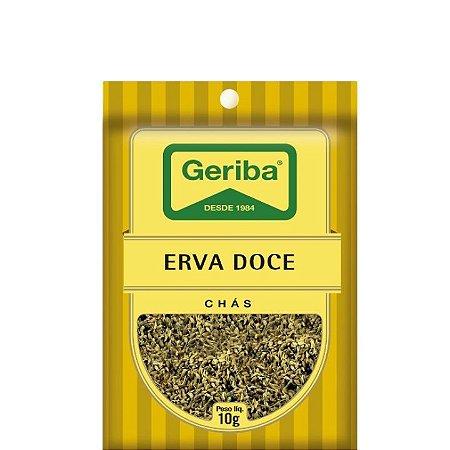 ERVA DOCE GERIBA 10GR