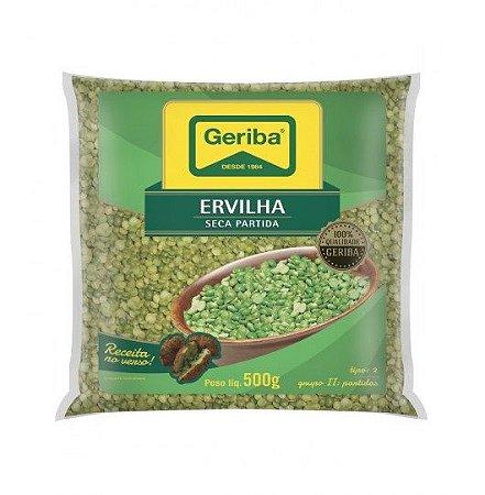 ERVILHA GERIBA 500GR PARTIDA