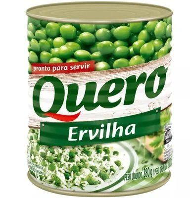 ERVILHA QUERO 200GR LATA