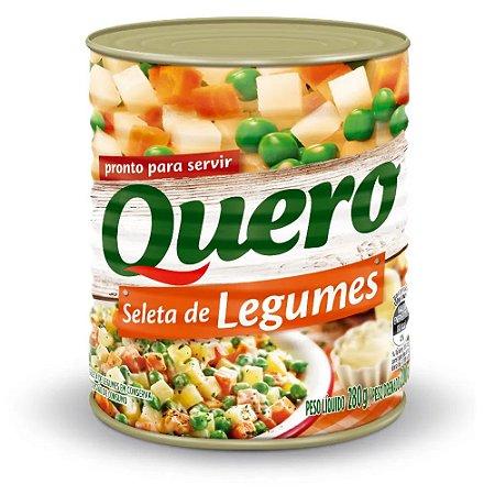 SELECTA DE LEGUMES QUERO 200GR LATA