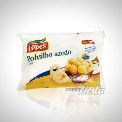 POLV AZEDO LOPES 1KG