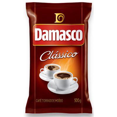 CAFE DAMASCO 500GR CLÁSSICO PACOTE