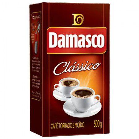 CAFE DAMASCO 500GR CLASSICO VACUO