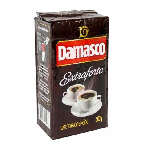 CAFÉ DAMASCO 500GR EXTRAFORTE VÁCUO
