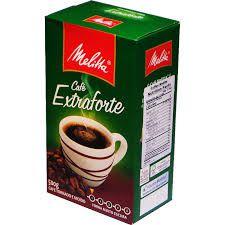 CAFÉ MELITTA 500GR EXTRA FORTE