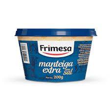 MANTEIGA FRIMESA SEM SAL 200GR