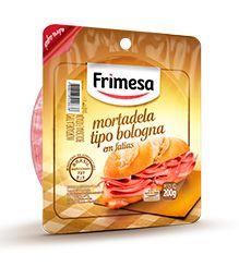 MORTADELA FRIMESA TIPO BOLOGNA 200GR