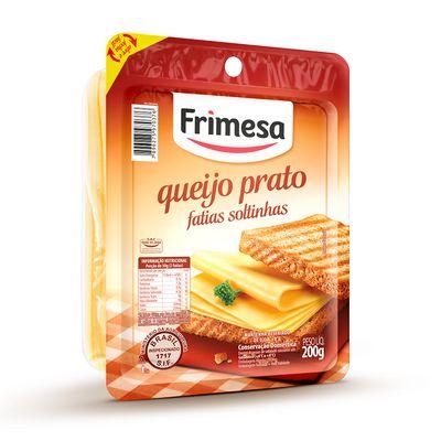 QUEIJO PRATO FRIMESA 200GR FATIADO