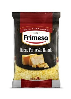 QUEIJO RALADO FRIMESA 50GR