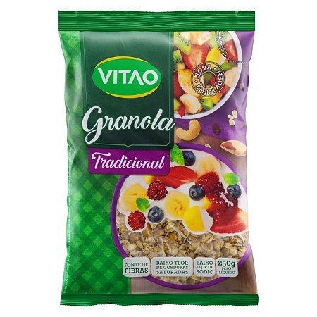 GRANOLA VITAO TRADICIONAL 250GR