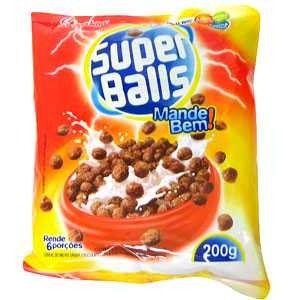 CEREAL SUPERBOM 200GR SUPER BALLS