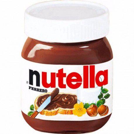 CREME AVELÃ NUTELLA 140GR