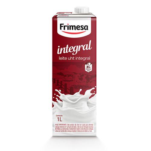 LEITE FRIMESA INTEGRAL 1LT CAIXA