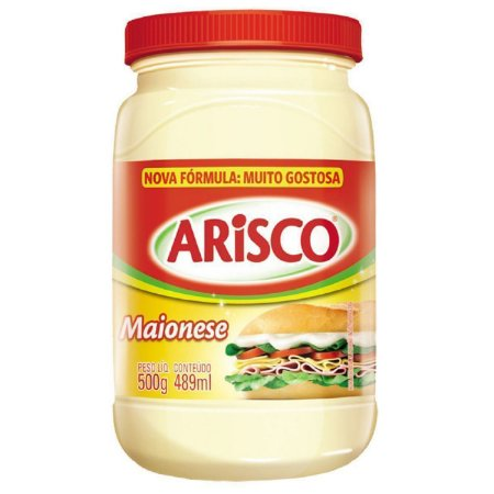 MAIONESE ARISCO 500GR